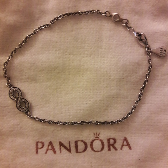 b7e7ab779 Pandora Infinity Bracelet. M_5a98d73d9d20f048875fc6db